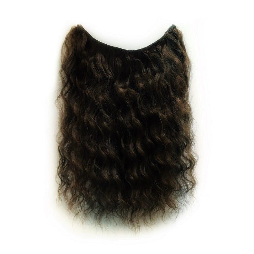 quick in hair haar aan een draadje krul