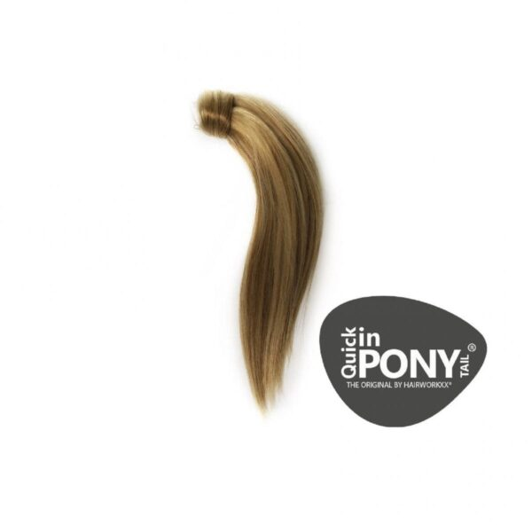 Quick-In Ponytail