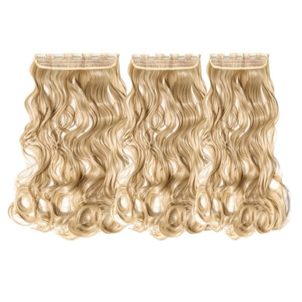 clip in extensions krul curly